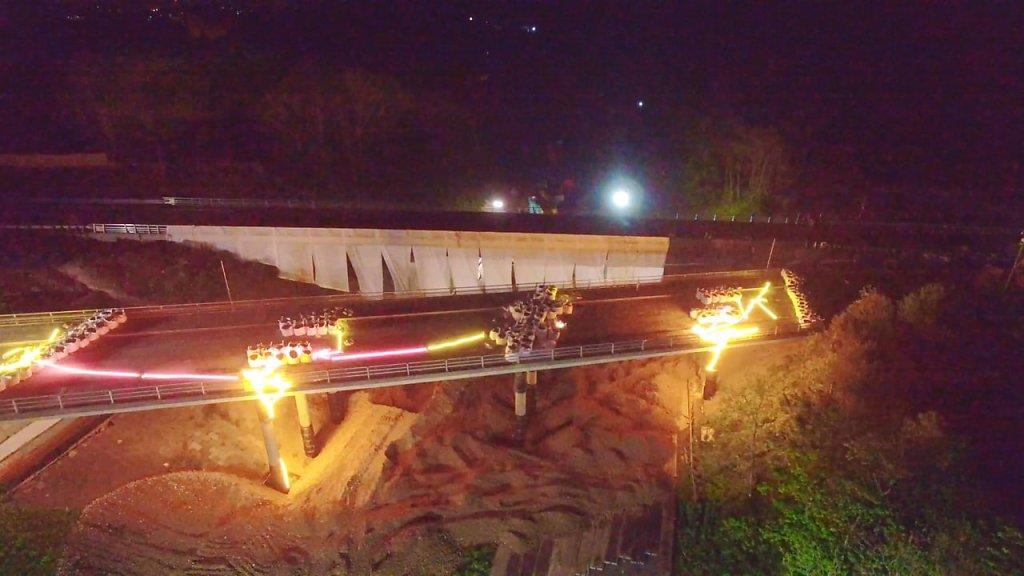 Plymouth Bridge Demolition by Drone