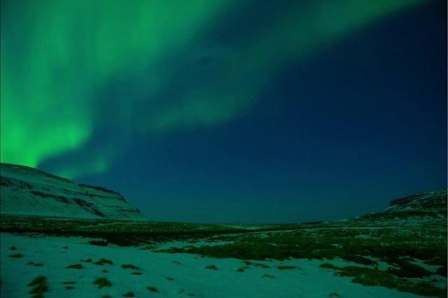 Timelapse Iceland