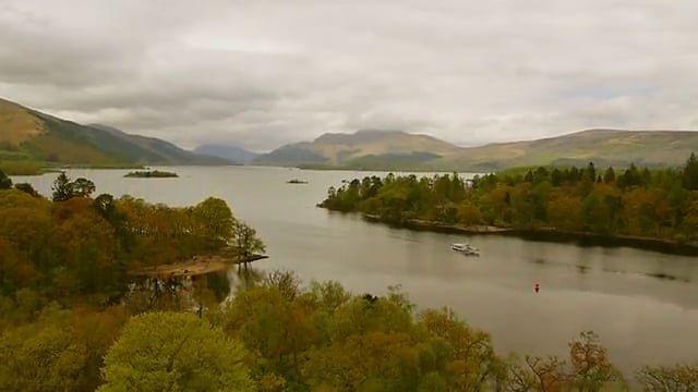 Scotland drone time  studies